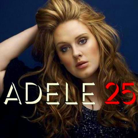 ADELE 25 Deluxe Bonus Edition By MycieRobert