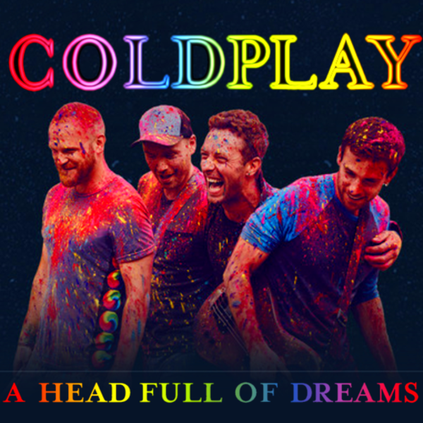 Télécharger Torrent - Coldplay - A Head Full Of Dreams