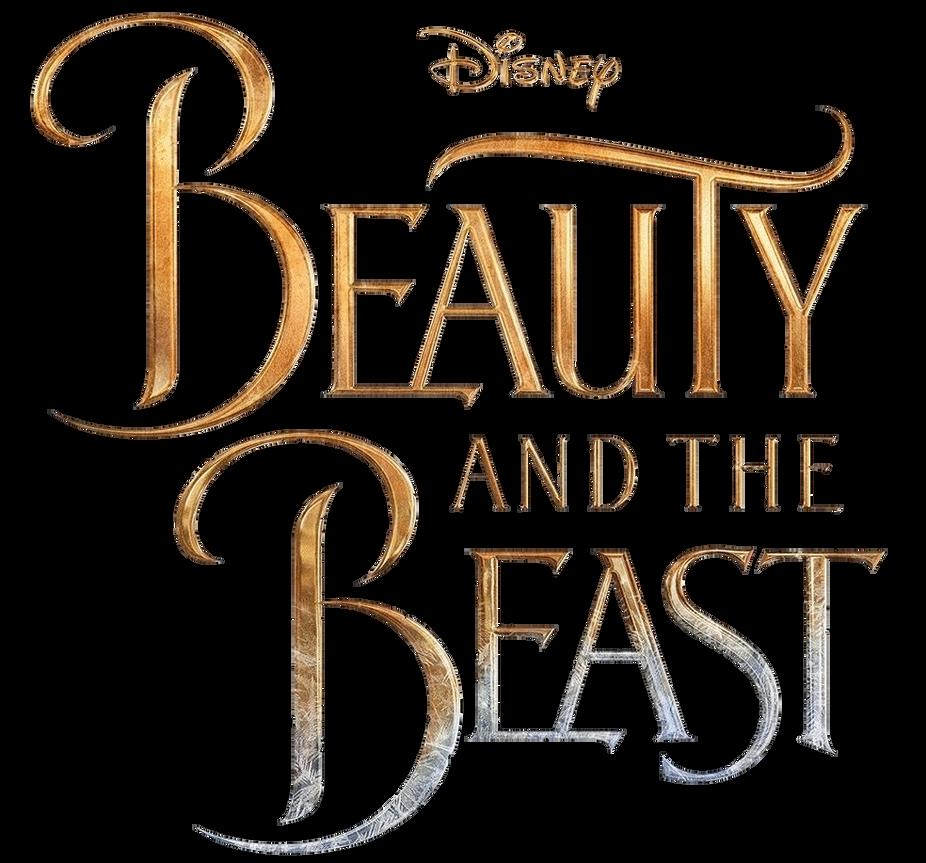 Beauty And The Beast 2017 Logo By MycieRobert