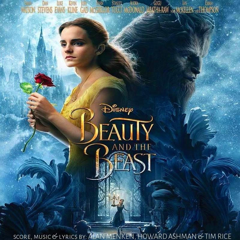 Beauty And The Beast Original Motion Picture Soundtrack: Beauty And The Beast 2017 Soundtrack By MycieRobert On