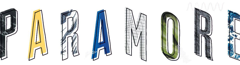 paramore logo 2017 font - photo #9