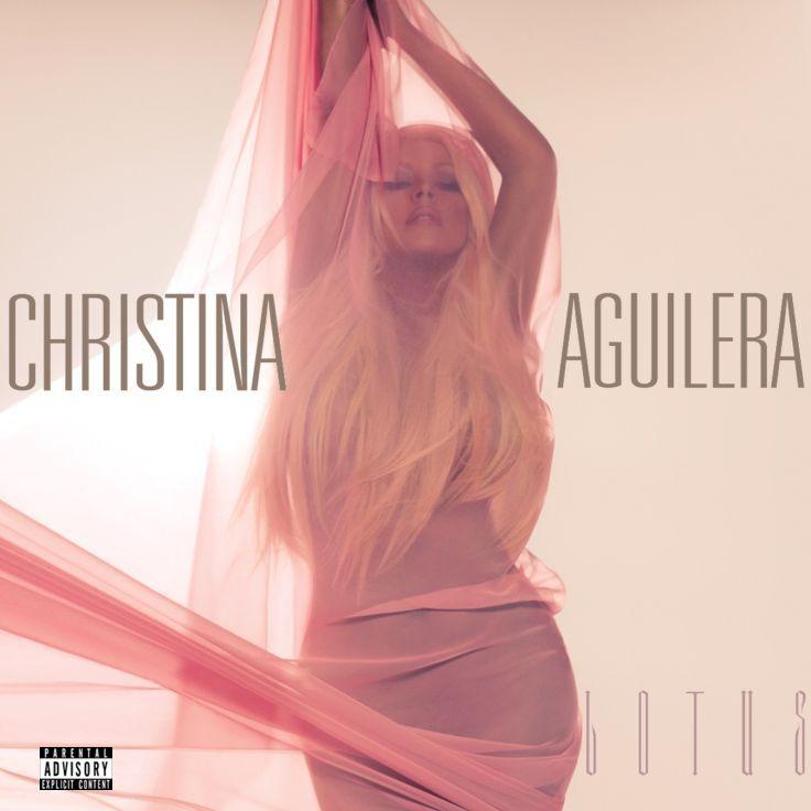 Christina Aguilera Lotus Deluxe Edition by MycieRobert on DeviantArt