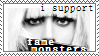 I support Fame Monsters. by RahRahRachie