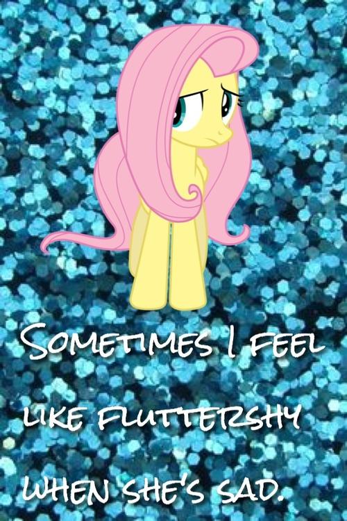 Fluttershy My Little Pony Wallpaper by ForeverResa