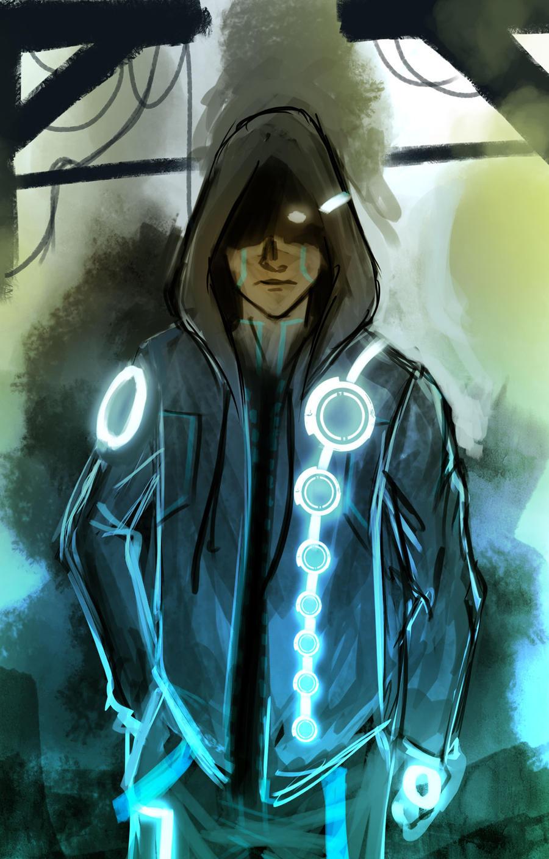 Sci-Fi Dude. by Fenris31