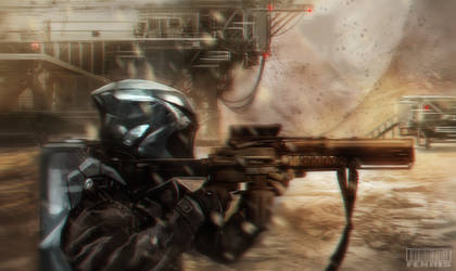 Assault Soldier. by Fenris31