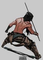 Droid Slayer by Fenris31