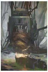Forest_Castle [+Process Video]