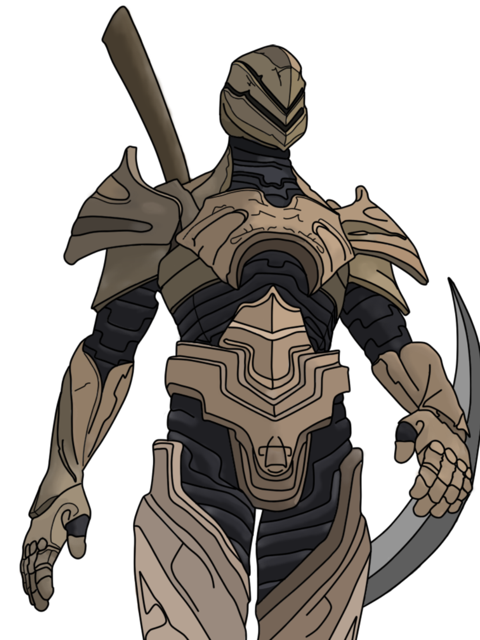 Siris Helios Armour Serrated Helmet By Slimbrony On
