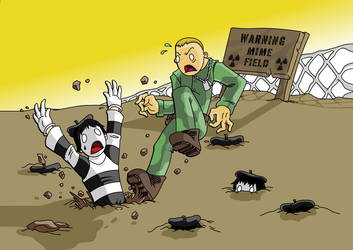 Mime Field by mjwills