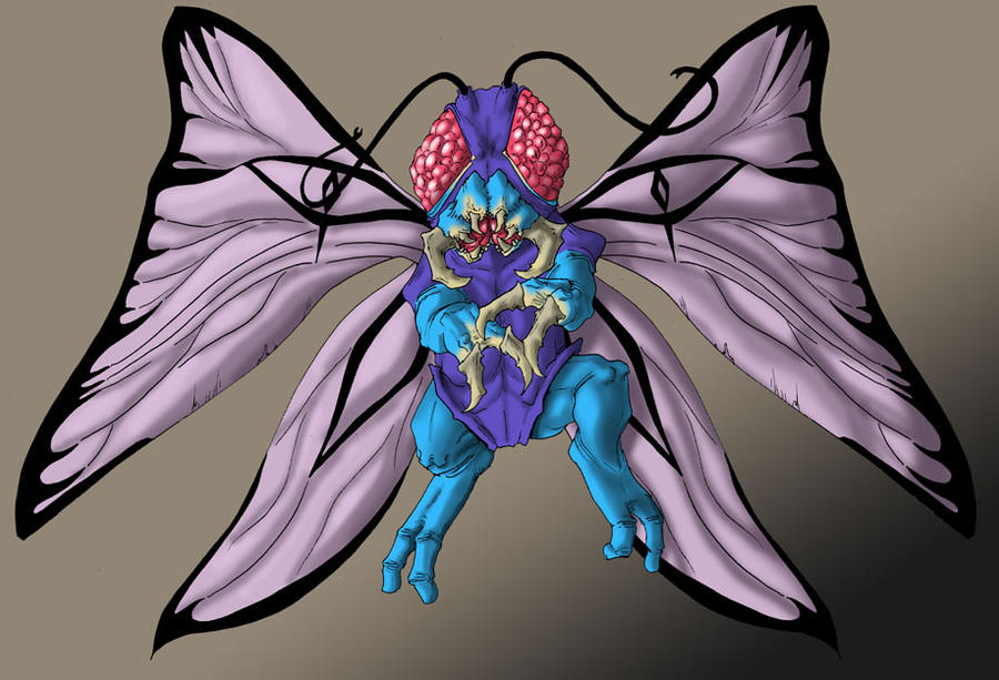Butterfree by mjwills