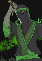 Acid Ninja by mjwills