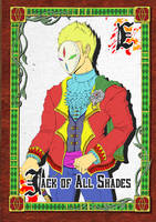 Jack of All Shades Cover by mjwills