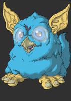 Furby by mjwills