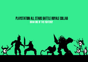 All Stars Battle Royale Collab by mjwills