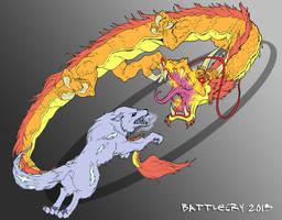 Battlecry 2013 by mjwills