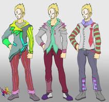 All Shades Fashion 3 by mjwills