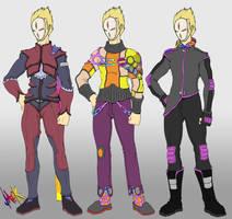 All Shades Fashion 4 by mjwills