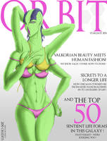 Orbit Magazine by mjwills