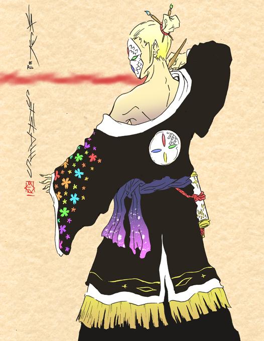 Ukiyo-e by MatthewJWills