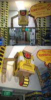 I Make Borderlands Robots At Work by mjwills