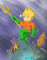 Aquaman Scribblenauts Unmasked Full Version by mjwills