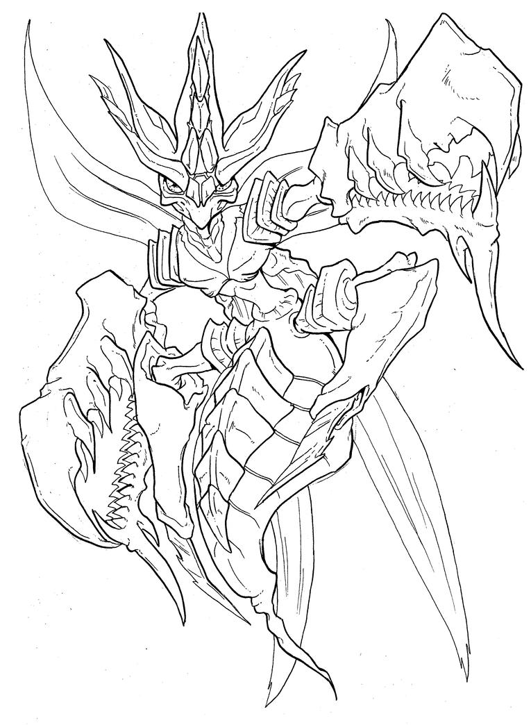 Cannibal Art Drawings
