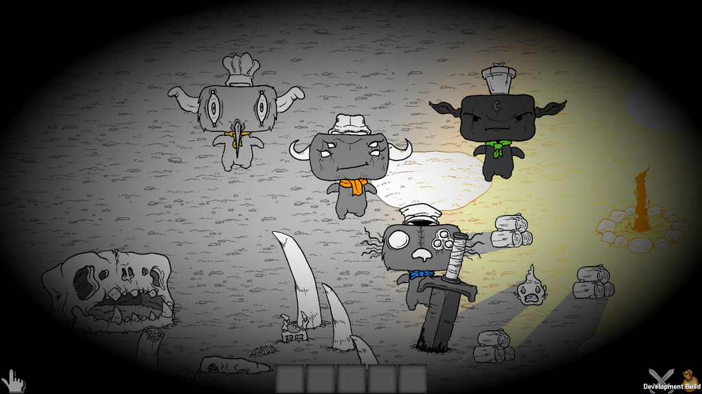Undervillage Current Gameplay by Cannibal-Cartoonist