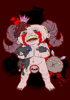 The Binding of Isaac Platinum by mjwills