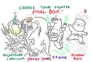 Choose Your Fighter R1-Finals by mjwills