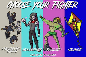 Choose Your Fighter S2 R3-2 by mjwills
