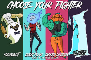 Choose Your Fighter S2 R4-1 by mjwills