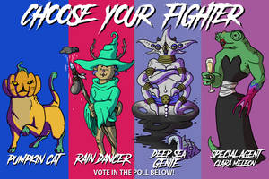 Choose Your Fighter S2 R4-2 by mjwills