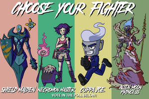 Choose Your Fighter S2 R4-3 by mjwills