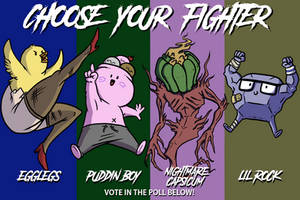 Choose Your Fighter S2 R4-4 by mjwills