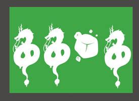 T-Shirt Concept - Dragon, Dragon, Rock, The Dragon by mjwills