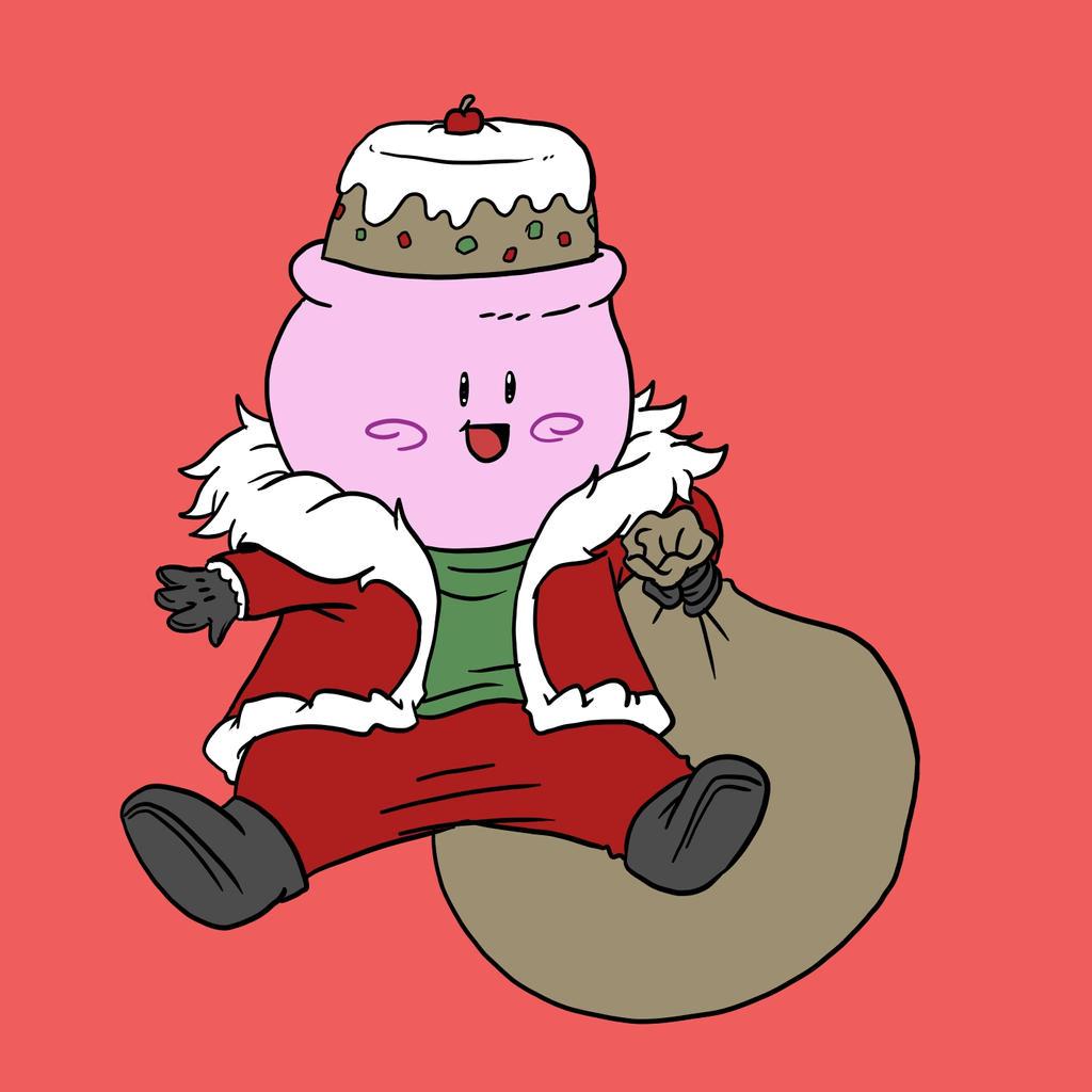 Christmas Puddin' Boy by mjwills