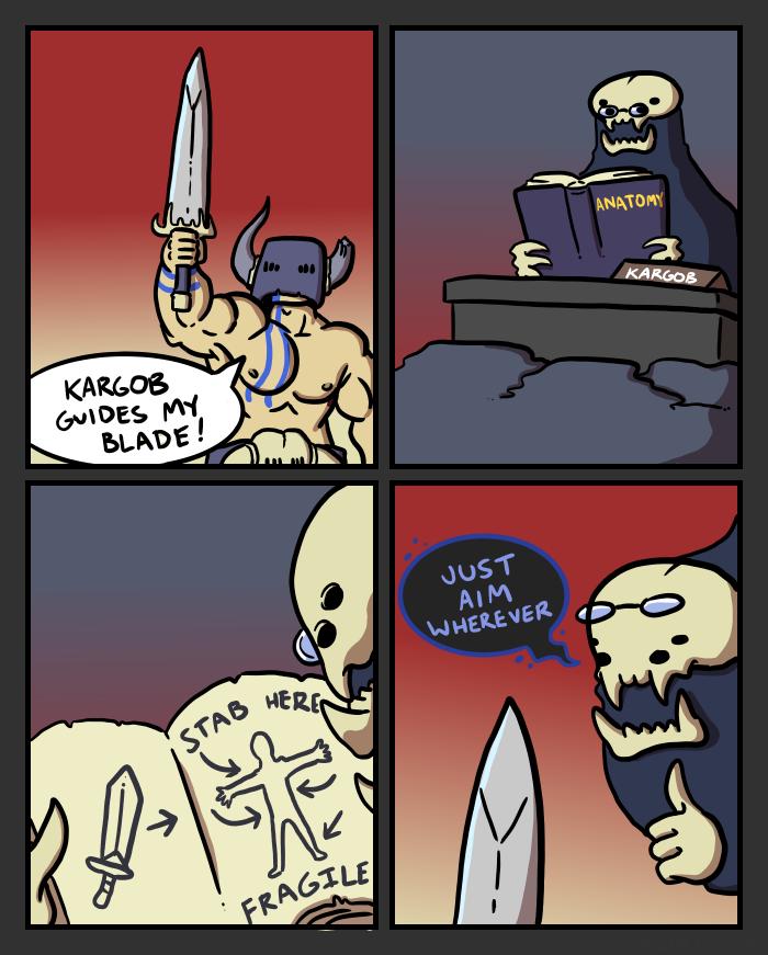 Swords III by mjwills