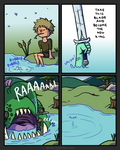 Swords IX by mjwills