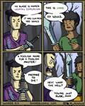 Swords XIX by mjwills