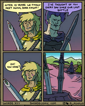Swords XXV