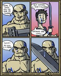 Swords LVII