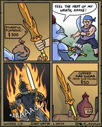 Swords LIX