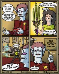 Swords LX