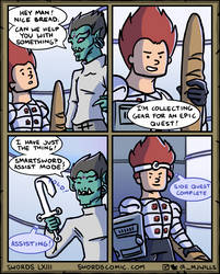 Swords LXIII