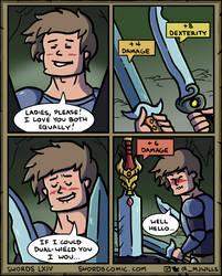 Swords LXIV