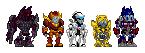 RZ Transformers Batch 3 by EvilV
