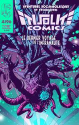 Insolite Comics 4196 Infranaute