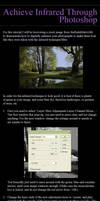 Infrared Through Photoshop
