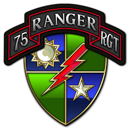 75th Ranger Regiment logo by Siege-A by dissizithawaii